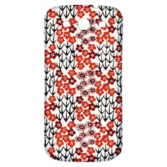 Simple Japanese Patterns Samsung Galaxy S3 S Iii Classic Hardshell Back Case