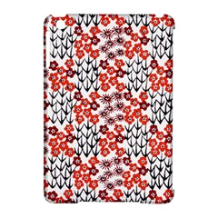 Simple Japanese Patterns Apple Ipad Mini Hardshell Case (compatible With Smart Cover)