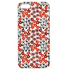 Simple Japanese Patterns Apple Iphone 5 Hardshell Case With Stand