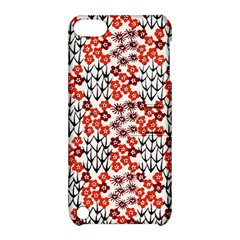 Simple Japanese Patterns Apple Ipod Touch 5 Hardshell Case With Stand