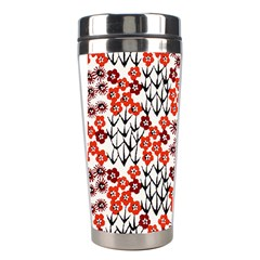 Simple Japanese Patterns Stainless Steel Travel Tumblers