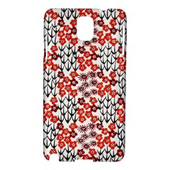Simple Japanese Patterns Samsung Galaxy Note 3 N9005 Hardshell Case