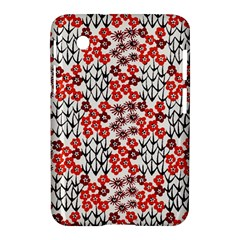 Simple Japanese Patterns Samsung Galaxy Tab 2 (7 ) P3100 Hardshell Case