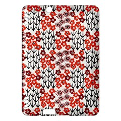 Simple Japanese Patterns Kindle Fire Hdx Hardshell Case
