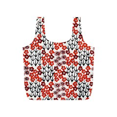 Simple Japanese Patterns Full Print Recycle Bags (s)