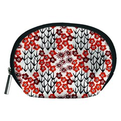 Simple Japanese Patterns Accessory Pouches (medium)