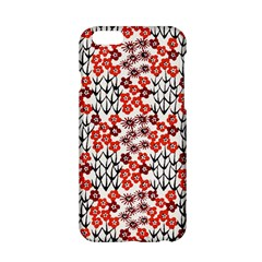 Simple Japanese Patterns Apple iPhone 6/6S Hardshell Case