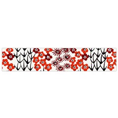 Simple Japanese Patterns Flano Scarf (Small)