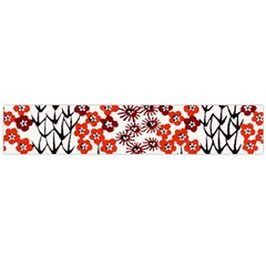 Simple Japanese Patterns Flano Scarf (large)