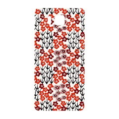 Simple Japanese Patterns Samsung Galaxy Alpha Hardshell Back Case