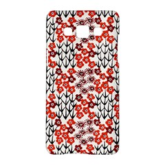 Simple Japanese Patterns Samsung Galaxy A5 Hardshell Case