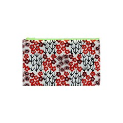 Simple Japanese Patterns Cosmetic Bag (xs)