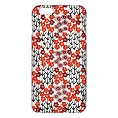 Simple Japanese Patterns iPhone 6 Plus/6S Plus TPU Case