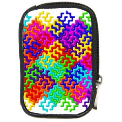 3d Fsm Tessellation Pattern Compact Camera Cases
