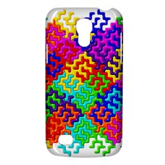 3d Fsm Tessellation Pattern Galaxy S4 Mini