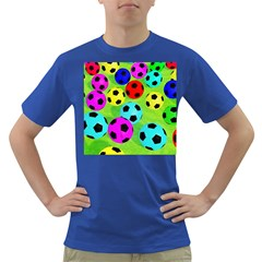 Balls Colors Dark T Shirt