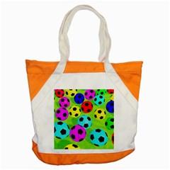 Balls Colors Accent Tote Bag