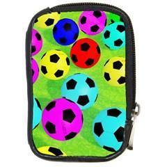 Balls Colors Compact Camera Cases
