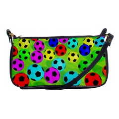 Balls Colors Shoulder Clutch Bags