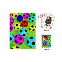 Balls Colors Playing Cards (mini)