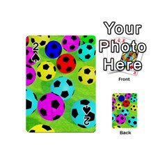 Balls Colors Playing Cards 54 (Mini)