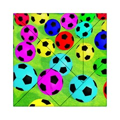 Balls Colors Acrylic Tangram Puzzle (6  x 6 )