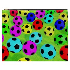 Balls Colors Cosmetic Bag (XXXL)