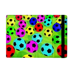 Balls Colors Apple iPad Mini Flip Case