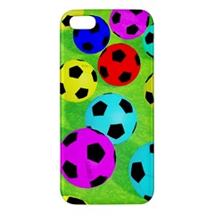 Balls Colors iPhone 5S/ SE Premium Hardshell Case