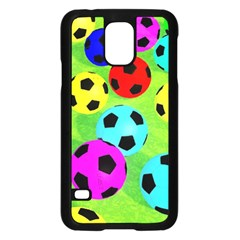 Balls Colors Samsung Galaxy S5 Case (black)