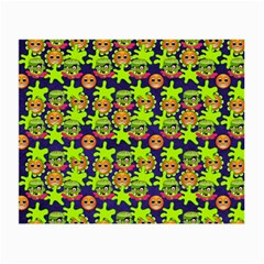 Smiley Monster Small Glasses Cloth (2-Side)