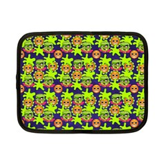 Smiley Monster Netbook Case (Small)