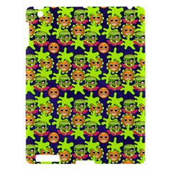 Smiley Monster Apple Ipad 3/4 Hardshell Case