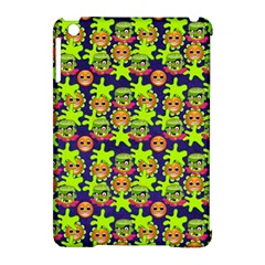 Smiley Monster Apple Ipad Mini Hardshell Case (compatible With Smart Cover)