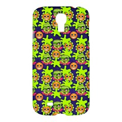 Smiley Monster Samsung Galaxy S4 I9500/i9505 Hardshell Case