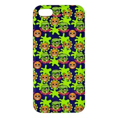 Smiley Monster Iphone 5s/ Se Premium Hardshell Case