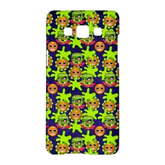 Smiley Monster Samsung Galaxy A5 Hardshell Case