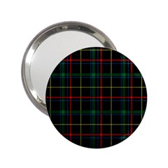Tartan Plaid Pattern 2.25  Handbag Mirrors