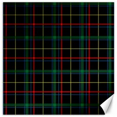 Tartan Plaid Pattern Canvas 12  x 12