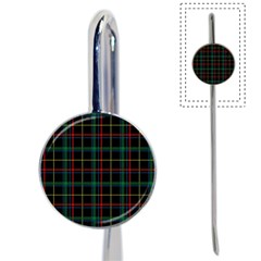 Tartan Plaid Pattern Book Mark