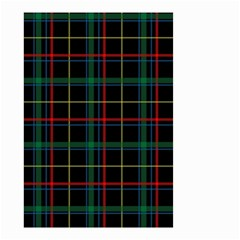 Tartan Plaid Pattern Small Garden Flag (two Sides)