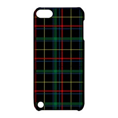 Tartan Plaid Pattern Apple iPod Touch 5 Hardshell Case with Stand