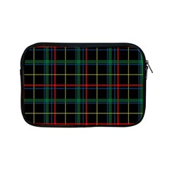 Tartan Plaid Pattern Apple Ipad Mini Zipper Cases