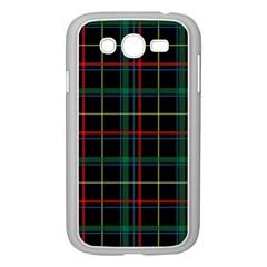 Tartan Plaid Pattern Samsung Galaxy Grand DUOS I9082 Case (White)