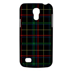 Tartan Plaid Pattern Galaxy S4 Mini
