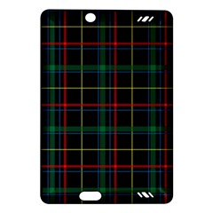 Tartan Plaid Pattern Amazon Kindle Fire HD (2013) Hardshell Case