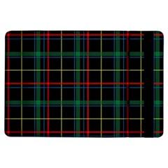Tartan Plaid Pattern iPad Air Flip