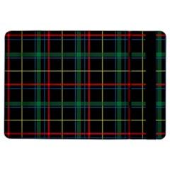 Tartan Plaid Pattern iPad Air 2 Flip