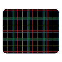 Tartan Plaid Pattern Double Sided Flano Blanket (Large)