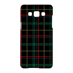 Tartan Plaid Pattern Samsung Galaxy A5 Hardshell Case